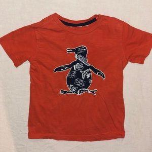 Penguin Short Sleeve Tee Shirt